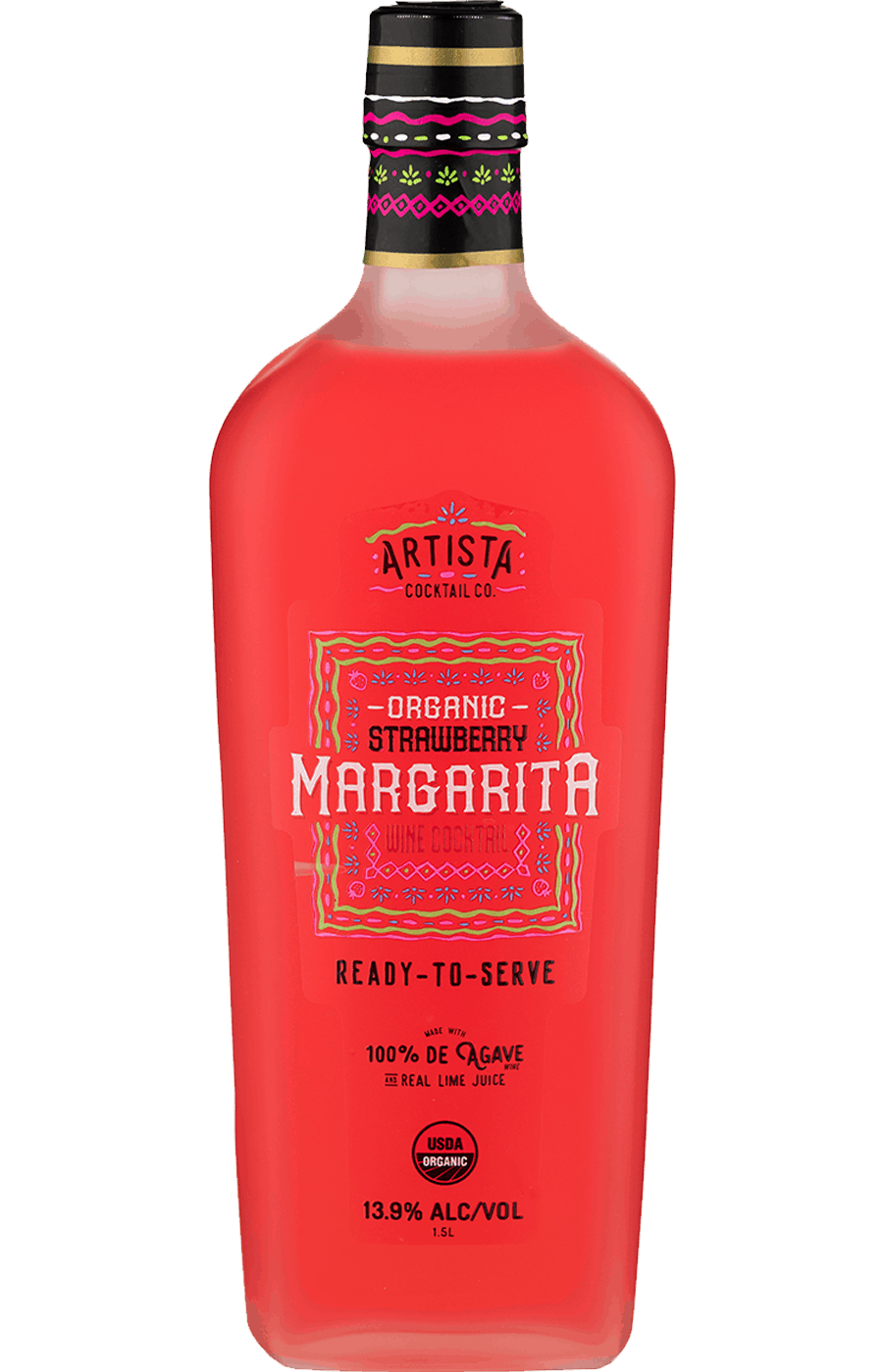 artista strawberry margarita