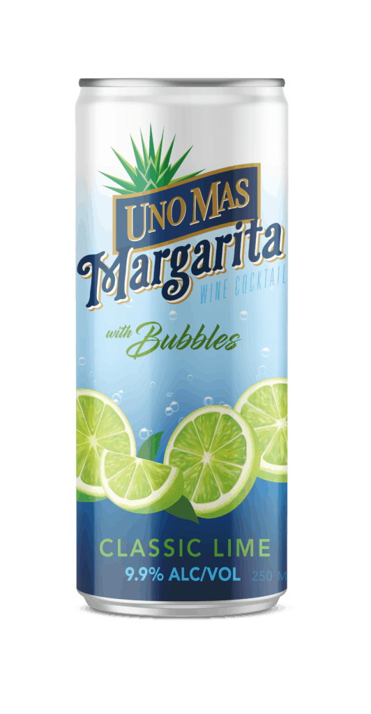 uno mas 250ml can lime
