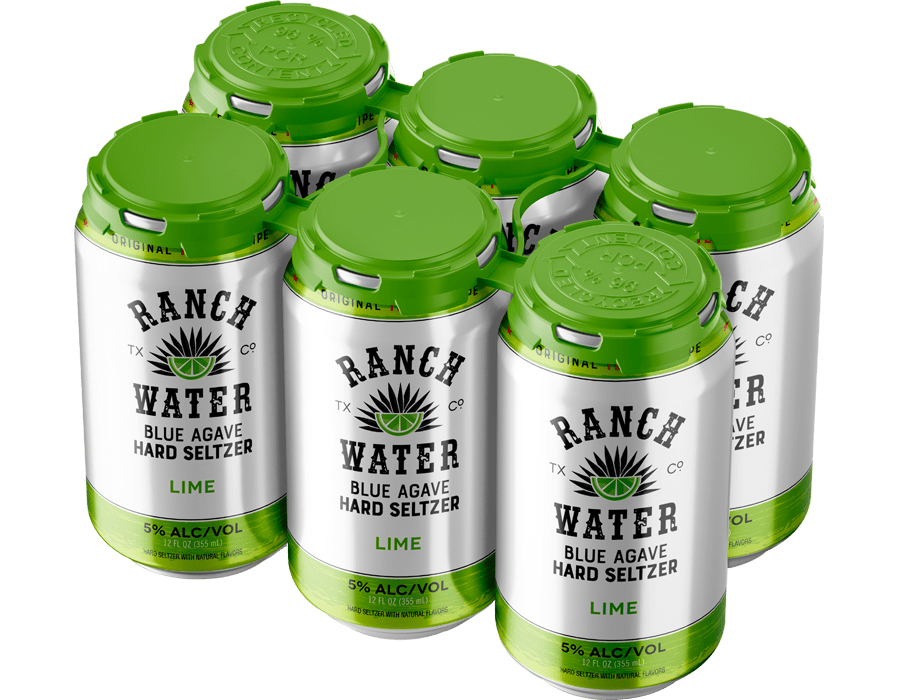 Ranch Water Lime pack